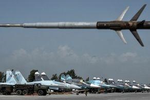 روسیه اقدام نظامی خود را در سوریه عملی کرد