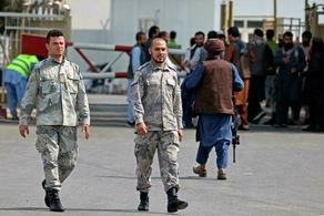 پلیس افغانستان در کابل به سر کار خود بازگشت