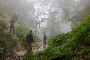 نوجوان گم شده در جنگل ساری بالاخره پیدا شد