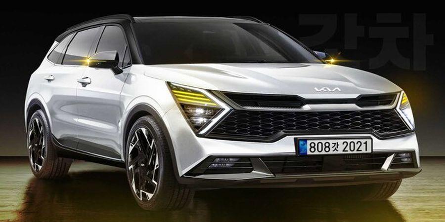 لاکچری ترین خودروی کره ای به بازار آمد