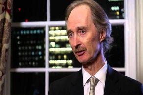 نماینده سازمان ملل از تعامل ایران در مذاکرات سوریه قدردانی کرد