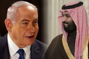 بن سلمان برای فرار از خشم بایدن، دست به دامن نتانیاهو شد