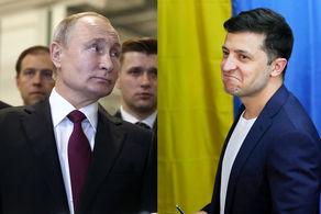 اوکراین صدای روسیه را درآورد!