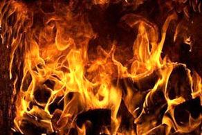 عروس وحشی روز قبل مراسم داماد را آتش زد!