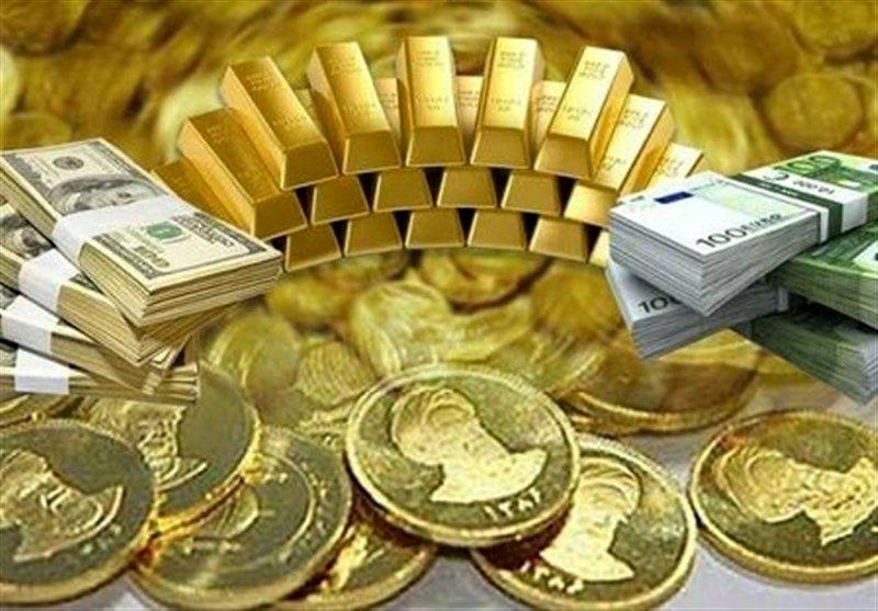 قیمت جدید انواع طلا و سکه در بازار