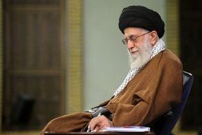 رهبر معظم انقلاب اسلامی به حضرت آیتالله مکارم شیرازی تسلیت گفتند