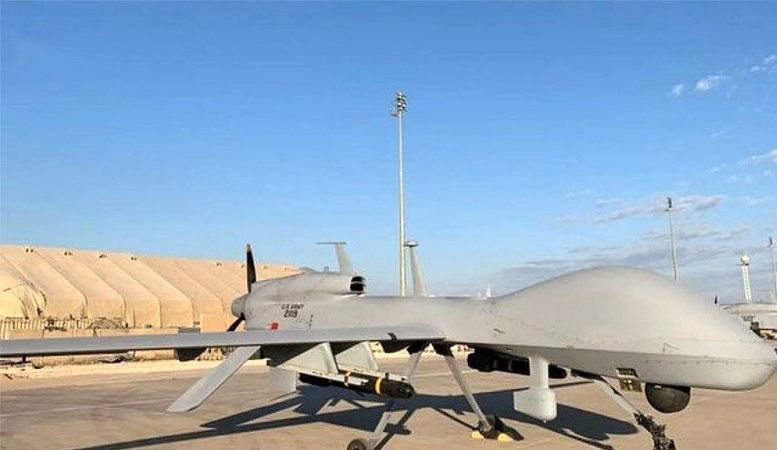 دو پهپاد در آسمان عراق سرنگون شدند
