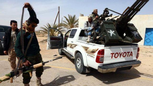 زنگ هشدار به صدا در آمد/ داعش درحال گسترش در لیبی!