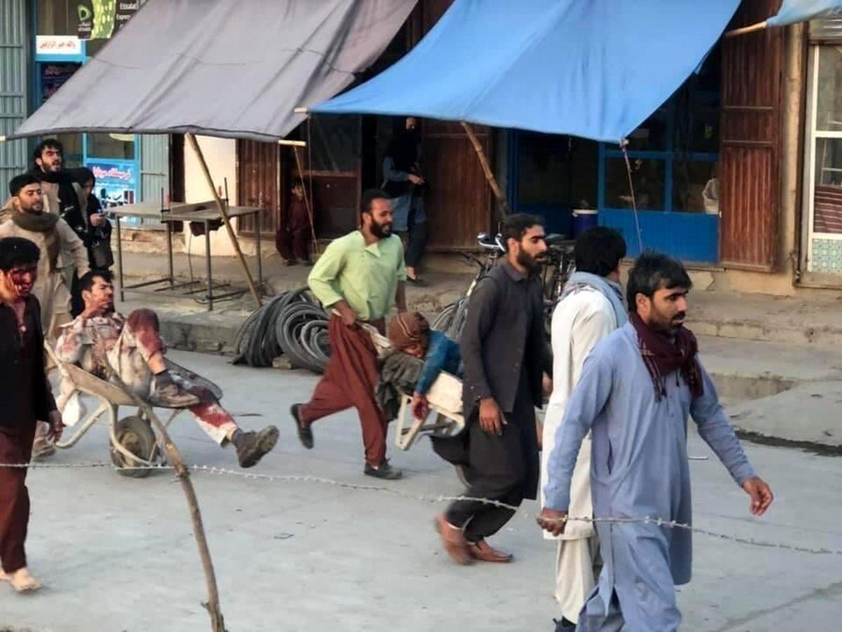 افغانستان در آستانه فاجعه بزرگ قرار گرفت