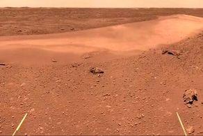 انتشار ۵ عکس جدید از مریخ