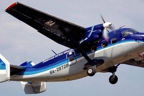 هواپیمای آنتونوف با ۱۷ سرنشین از صفحه رادار محو شد+جزییات