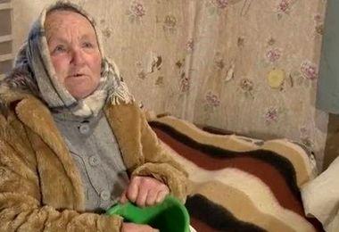 درمان تومور مغزی این پیرزن با خوردن شن و ماسه!+ عکس