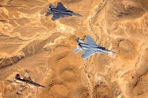 آغاز رزمایش هوایی آمریکا و اسرائیل در خاورمیانه!/هدف چیست؟