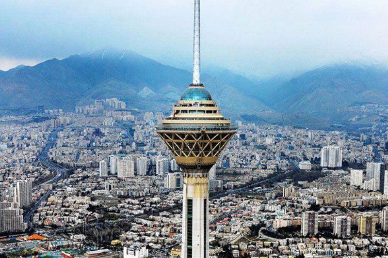 تهران در آستانهی آلودگی هوا