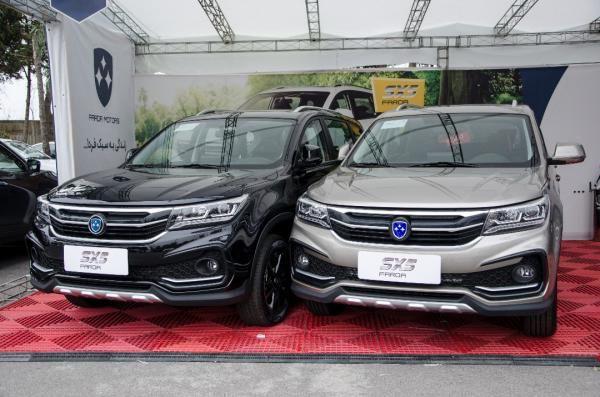 قیمت FMC SX5 خودروسازی فردا در بازار آزاد مشخص شد