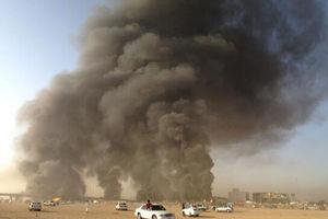 عربستان در آتش!/انفجار مهیب در ریاض
