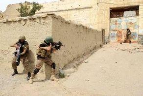 ضربه سنگین بر پیکر داعش/11 تروریست در بلوچستان به هلاکت رسیدند