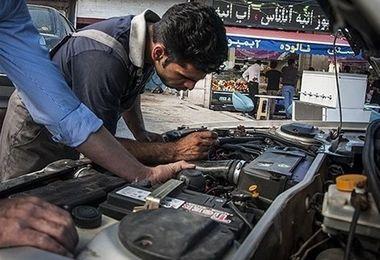 نرخنامه تعمیرکاران خودرو در سال ۱۴۰۰ مشخص شد