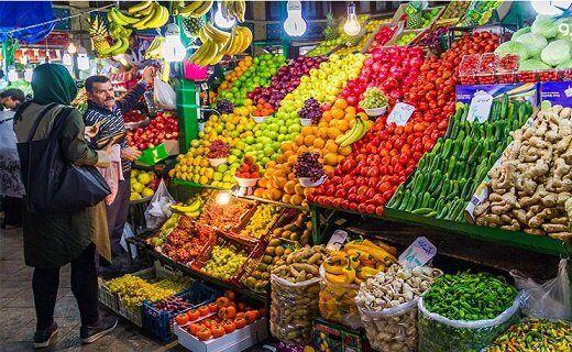 میوه ارزانتر میشود/ هر کیلو گیلاس ۳۳ هزار تومان