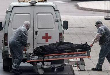 رکورد بی سابقه مرگ و میر کرونا در روسیه