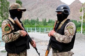 تجمع بزرگ نیروهای نظامی در مرز افغانستان!/ هدف چیست؟