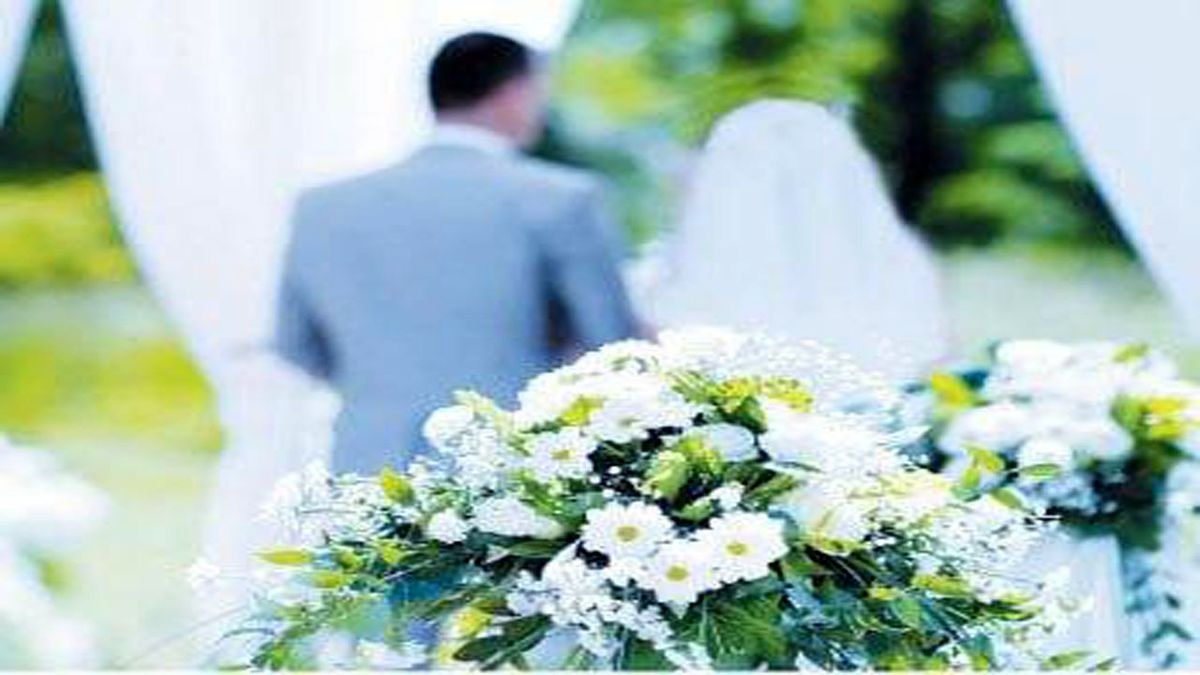 دزدی عروس در مراسم ازدواجش!+ عکس