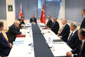 اردوغان و جانسون درباره همکاری های تجاری، دفاعی و کرونا گفت وگو کردند