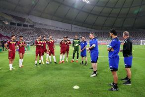 تیم ملی امروز به امارات میرود