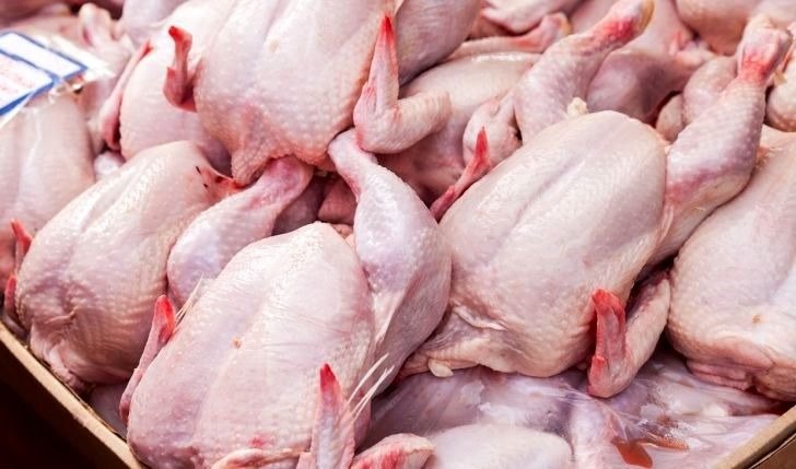 قیمت مرغ گرم به ۳۸ هزار تومان رسید