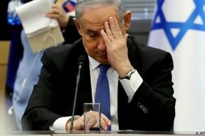 نتانیاهو نگرانتر از همیشه/عصبانیت نخست وزیر جنایتکار به بالاترین میزان ممکن رسید+جزییات