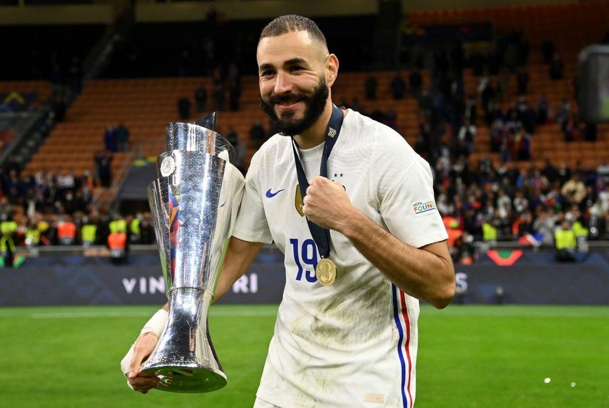 ستاره رئال پرافتخارترین بازیکن تاریخ فرانسه شد