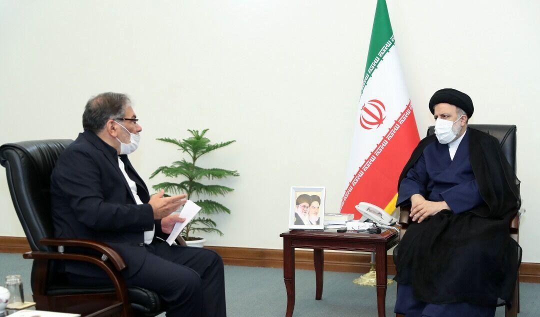 مقامات دولتی به دیدار رئیسی رفتند