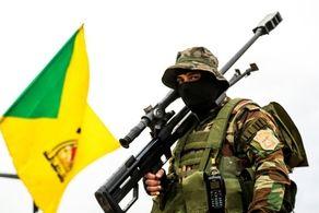 گروه ترور آمریکا در راه عراق!