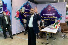 وزیر دولت احمدینژاد داوطلب انتخابات 1400 شد