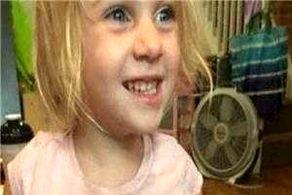 دختر 2 ساله جریمه نقدی شد!+ عکس