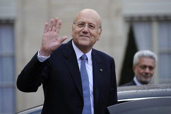 کابینه جدید دولت لبنان تشکیل شد