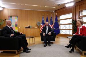 آغاز نشست مشترک اتحادیه اروپا و آمریکا؛ تقویت منافع مشترک در دستور کار