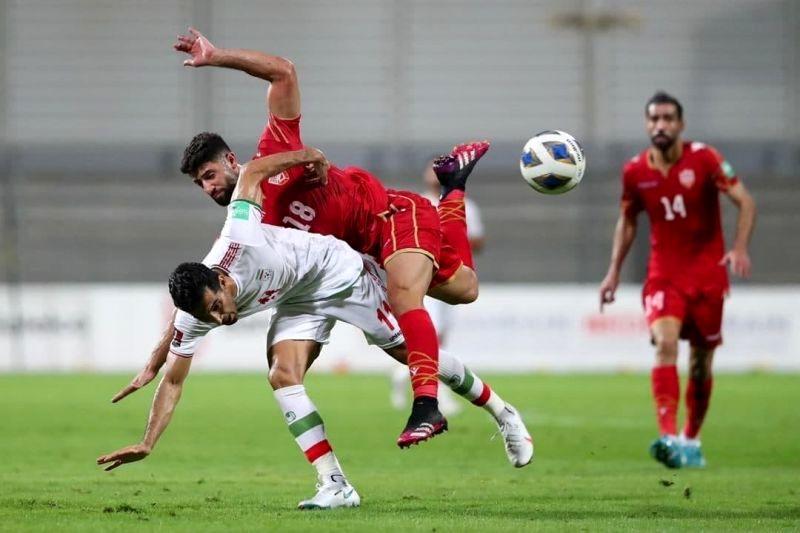بحرین منتظر باخت تیم ملی ایران است!