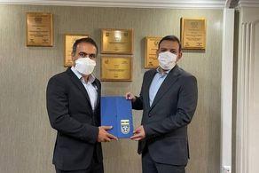 سرمربی پرسپولیسی تیم امید رسما معرفی شد